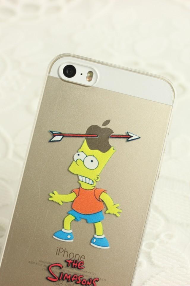 独家创意辛普森iphone苹果手机壳