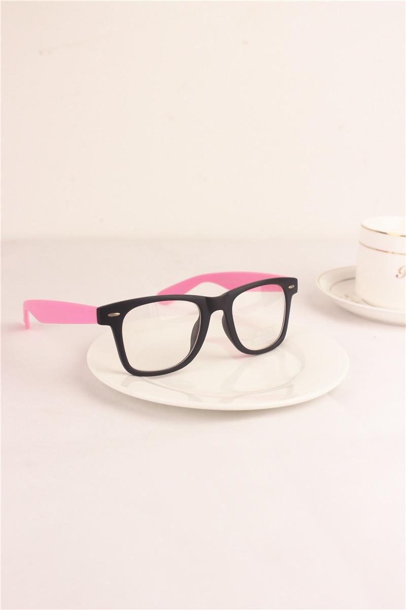 明星同款黑框眼镜