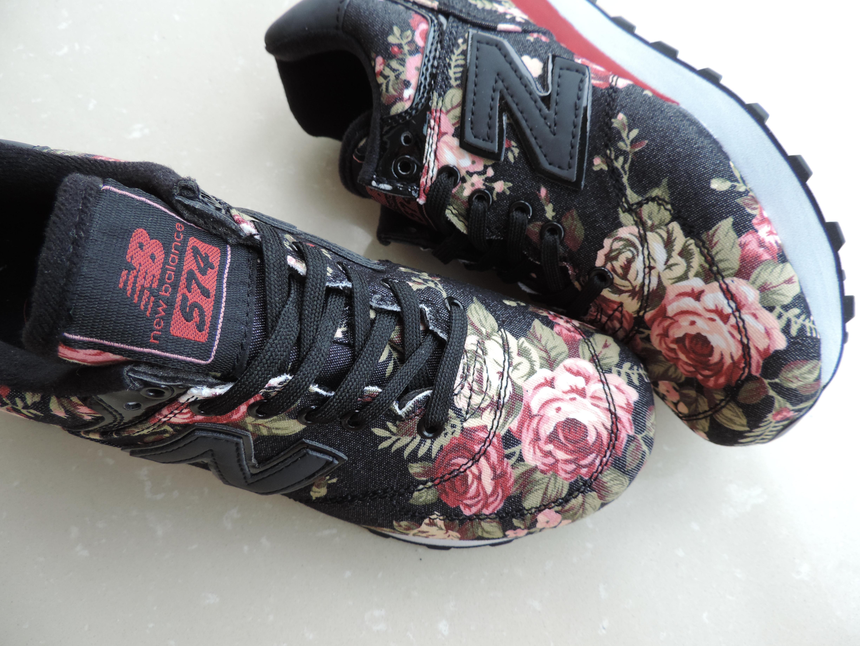 黑牡丹n字鞋