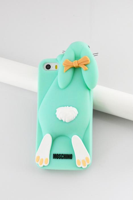 呆萌兔苹果三星手机壳