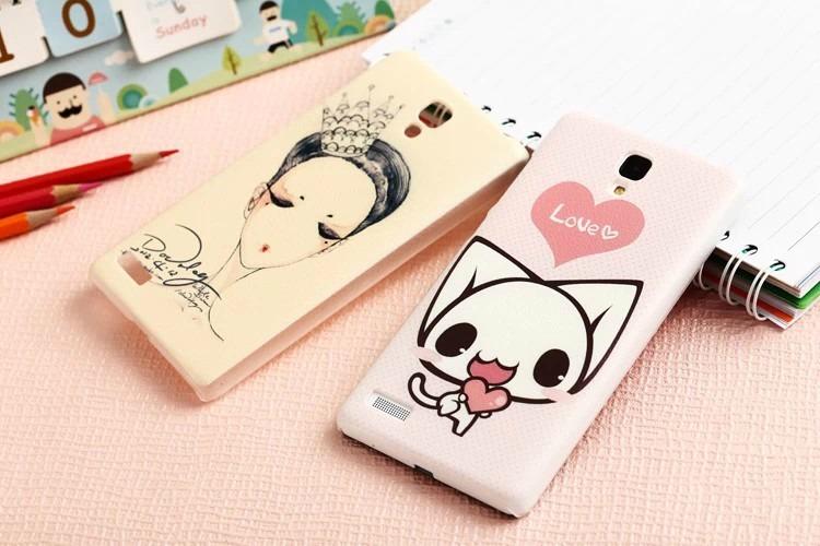 红米1s可爱猫咪红米note手机壳