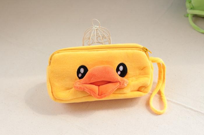 超萌立体可爱动物化妆包