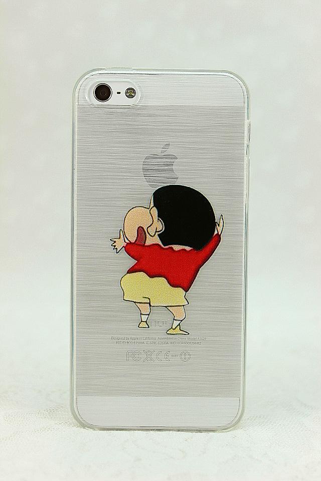 可爱小新 苹果iphone手机壳