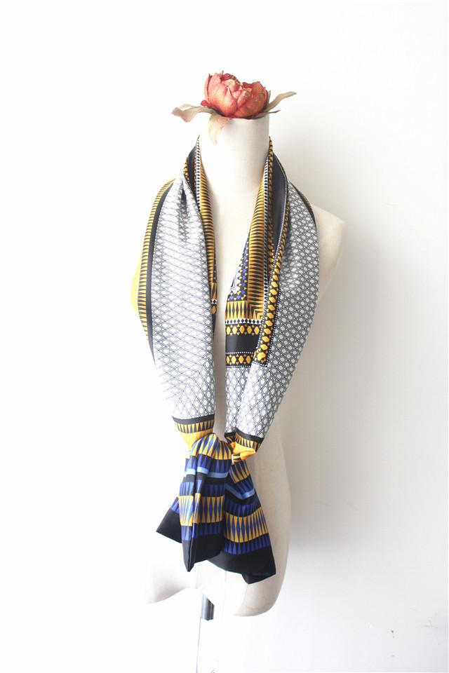 民族风小丝巾