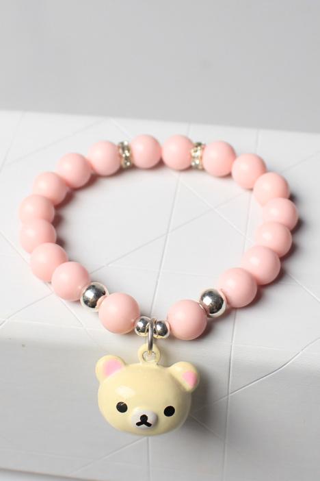 手链,韩版,可爱,小清新,礼物,韩国,粉色,新款,2014