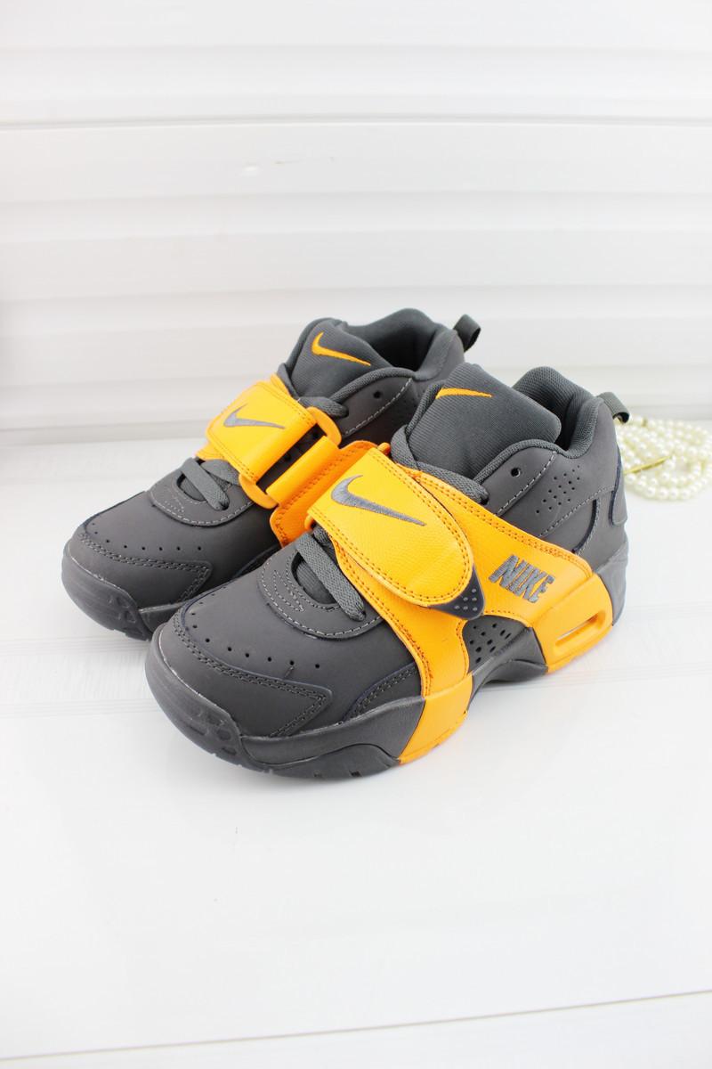 秋冬季耐克权志龙同款厚底增高鞋