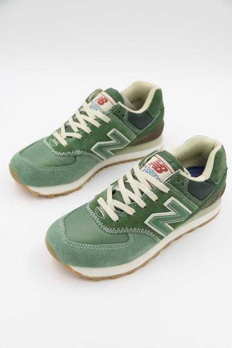 休闲,运动鞋,韩版鞋,跑步鞋,跑鞋,学生,渐变色,复古,女鞋,鞋子,森林绿
