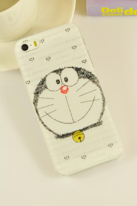 iphone5s,4s,iphone4s,iphone5,手机壳,可爱,5s,机器猫,哆啦a梦,note3