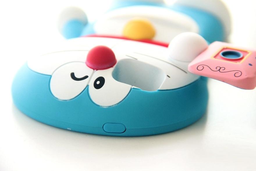 可爱哆啦a梦iphone手机壳-来自蘑菇街优店