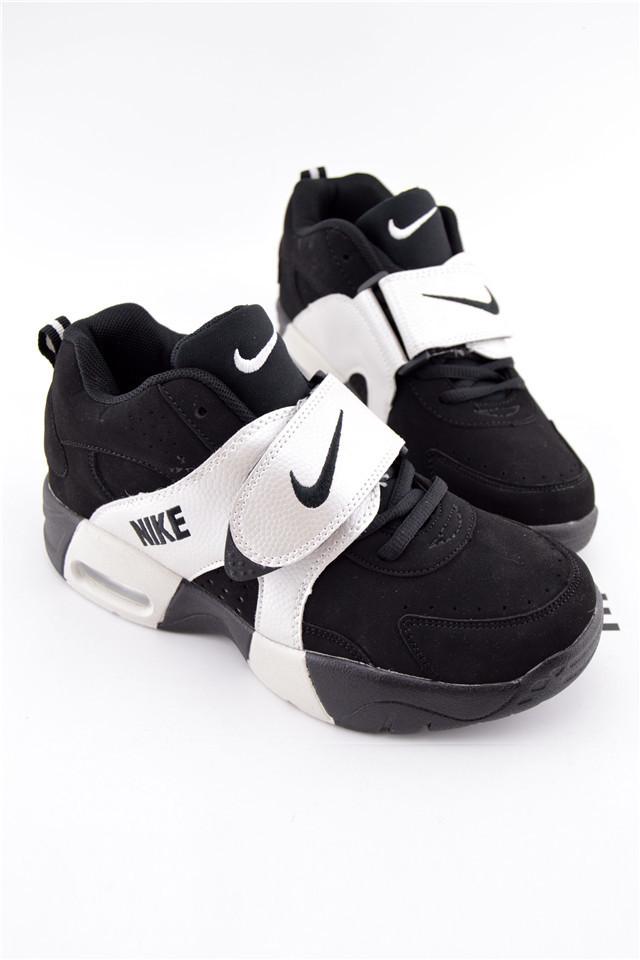 权志龙同款黑白耐克潮鞋