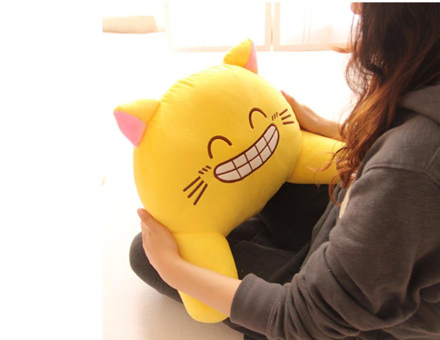 萌萌哒~可爱cc猫系列毛绒玩具