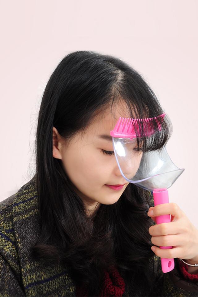 新款齐刘海发型修剪器
