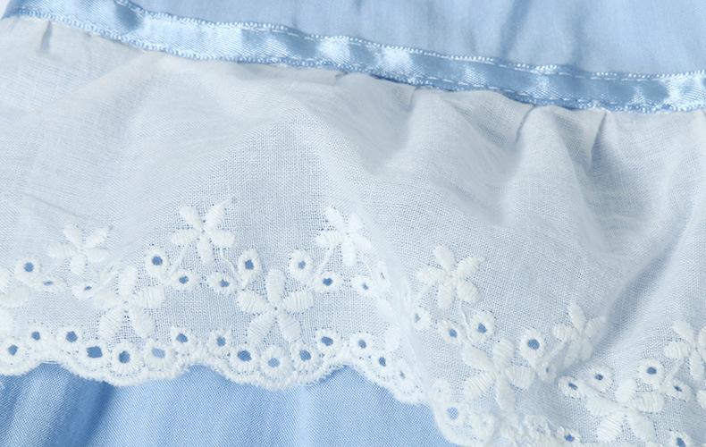 夏季小清新可爱吊带短袖情侣睡衣