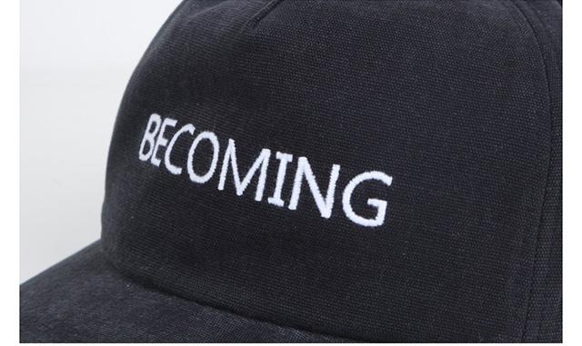 oznara-英文logo时尚帽子