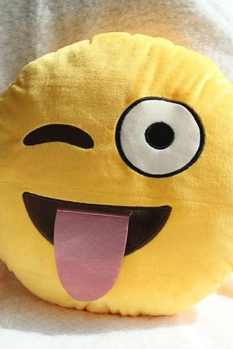 百变黄圆脸qq头像