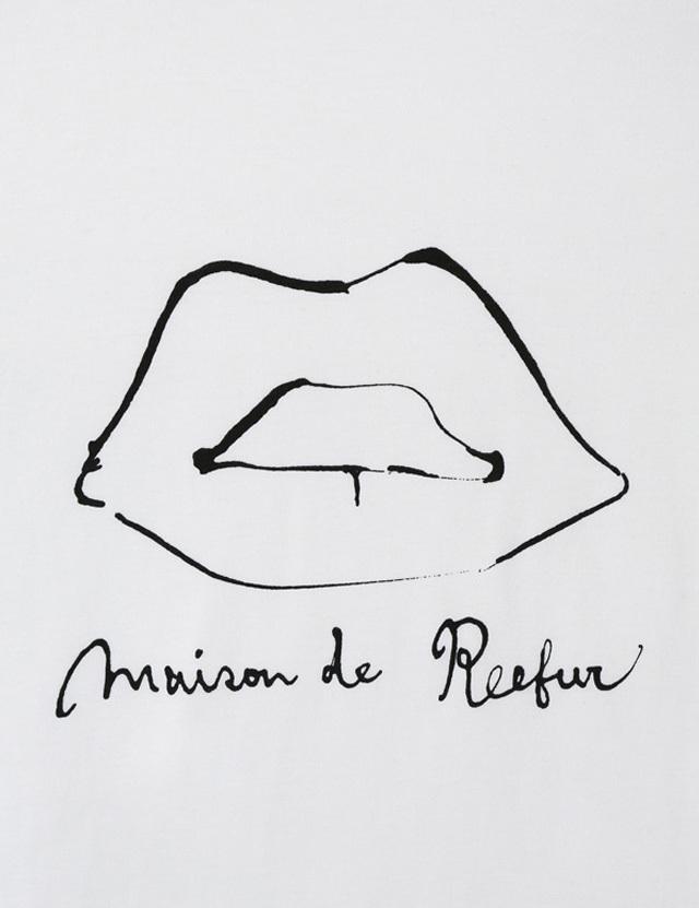 嘴唇简笔画